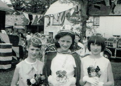 'Grand Fete' on rec. 1966, opened by Clive Gunnell Westward TV presenter.